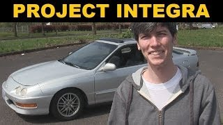 Project Integra - Let's Build A Race Car