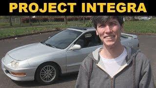 Project Integra - Let's Build A Race Car