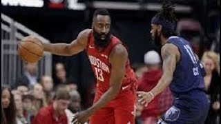 Houston Rockets vs Memphis Grizzlies NBA Full Highlights (15th January 2019)