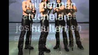 Teräsbetoni - Viimeinen Tuoppi (Letras Finlandés - Español)