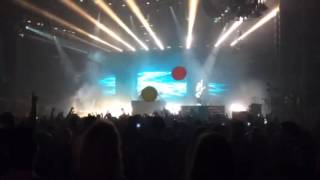 30 Seconds to Mars Conquistador Gexa Dallas Tx 9/6/14