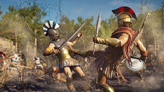 ASSASSIN'S CREED ODYSSEY  - 2k18 | Gameplay Demo | E3