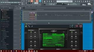 أنشودة نورى إكتمل,, كيفية اضافة المؤترات الصوتية , تحسين جودة الصوت بواسطة FL STUDIO 12
