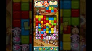 Toy Blast Level 2180 ~ LAST LEVEL Jan 2019 ~ NO BOOSTERS