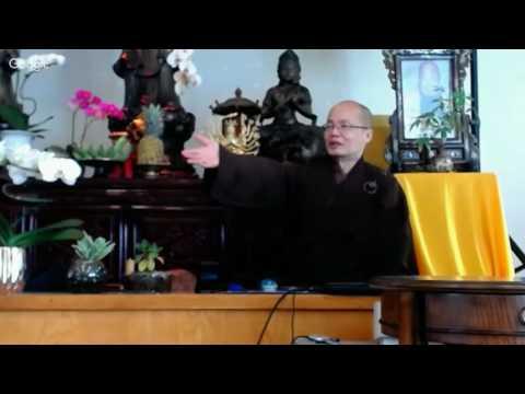Chan Meditation Dharma Talk - precepts