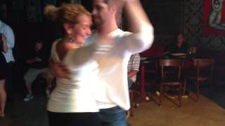 Bailando Son con Cary Ravelo en el 10 Anniversario de PALO!