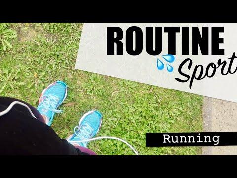 MY RUNNING ROUTINE⎪Sport, Renforcement, Alimentation