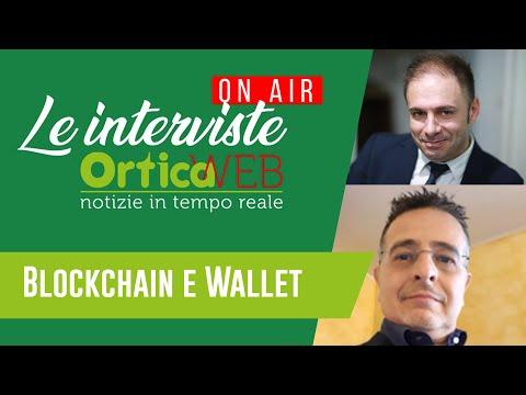 Blockchain e Wallet per un cambio di paradigma socio-culturale con l'uomo protagonista