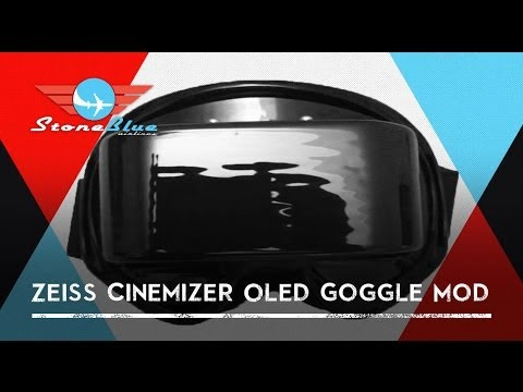 zeiss cinemizer oled goggle mod youtube. Black Bedroom Furniture Sets. Home Design Ideas