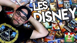 MA COLLECTION - Les DISNEY