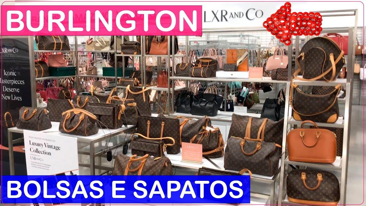 f887dc06f BURLINGTON vende LOUIS VUITTON e PRADA? COMPRAS em VIAGEM a ORLANDO ...