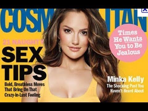 Minka Kelly: Warm & Glowy Makeup