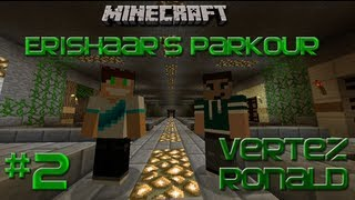 Minecraft Escape - Erishaar's Parkour Map #2 (Ronald & Vertez)