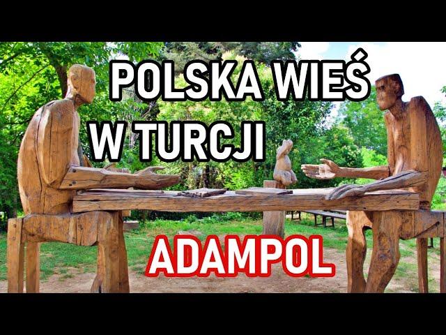 Jak wygląda polska wieś w Turcji ??? Adampol (Polonezkoy) (vlog 111)