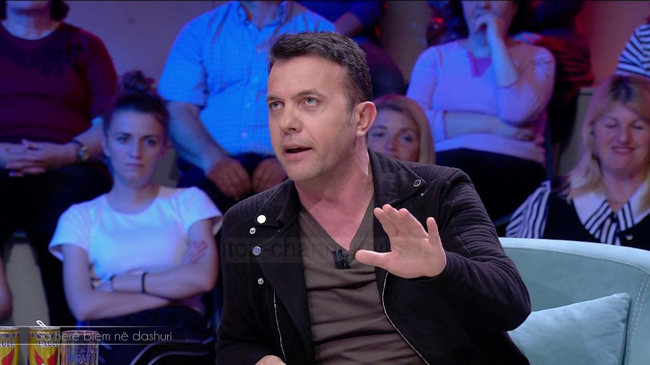 """Laert Vasili: """"Dashuria është mishngrënëse...""""! - YouTube"""