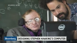 Intel Makes Stephen Hawking's Computer System Open Source