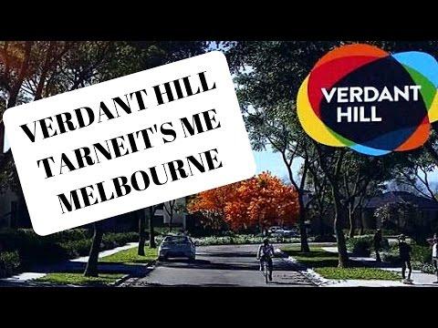 AERIAL VIEW OF VERDANT HILL TARNEIT MELBOURNE