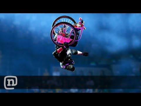 Wheelchair Frontflip By Aaron