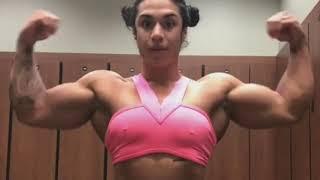 KRISTINA NICOLE, IFBB PRO, FITNESS MODEL, PHYSIQUE WOMANS BODYBUILDING,