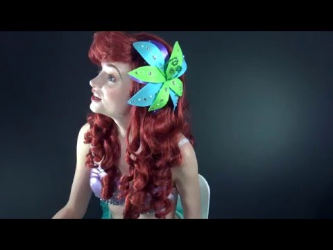 Real-Life Ariel   PART OF YOUR WORLD   Disney's Little Mermaid Broadway Musical