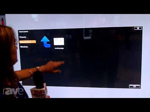 InfoComm 2013: InFocus Demos The MondoPad