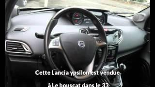 Lancia ypsilon occasion visible à Le bouscat présentée par Auto port(, 2013-11-01T13:43:25.000Z)