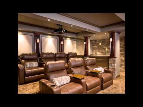 Home theater wall sconces ideas - YouTube