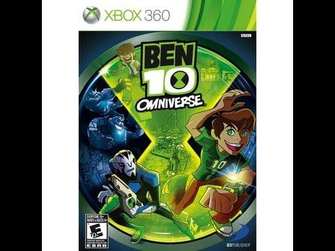 Game Fly Rental (12) Ben 10 Omniverse Part-10 Plumb Crazy