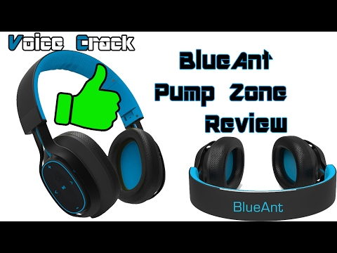 BlueAnt Pump Zone Wireless Headphones Review