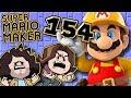 Super Mario Maker: Gettin' Rocked - PART 154 - Game Grumps