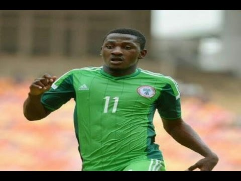 Junior Ajayi & Striker & Nigeria U23 Olympic Team