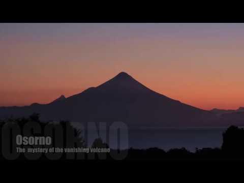 Osorno volcano time-lapse