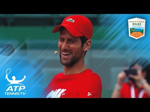 Funniest Moments: Rolex Monte-Carlo Masters 2018