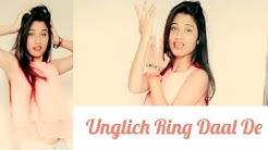 Unglich Ring Daal De by Jyoti Singh | Nidhhi Agerwal, Ankur Rathee | Jyoti Singh Choreography