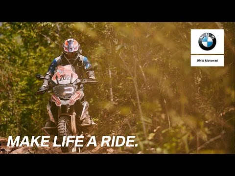 Qualify for the BMW Motorrad Int. GS Trophy 2018