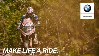 Challenges for the BMW Motorrad Int. GS Trophy 2018