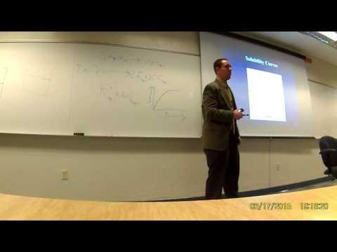 Jahn CHM1030 Spring 2015 Lecture 10