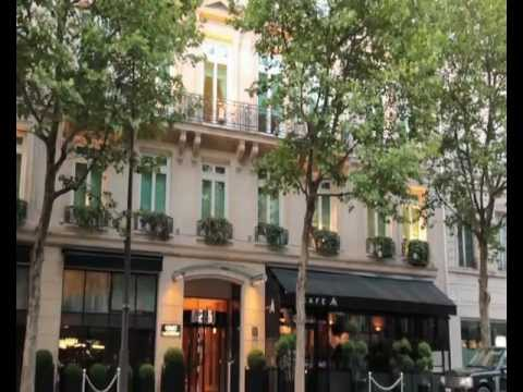 Hyatt Regency Paris-Madeleine - Luxury Boutique Hotel In Paris, France
