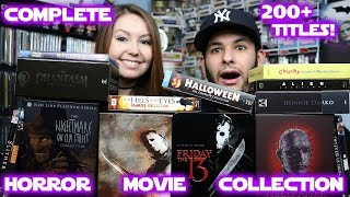 COMPLETE Horror Movie Collection!!!