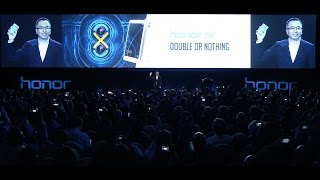 Honor 6X launch event at CES