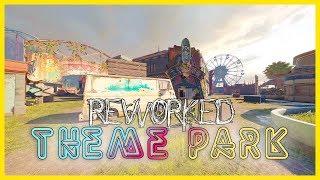 Theme Park Rework | FULL Map Tour | Operation Shifting Tides | Rainbow Six Siege