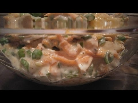 Russian Salad Recipe | Quick Yummy Russian Salad Recipe Ready In Just 10 Minutes