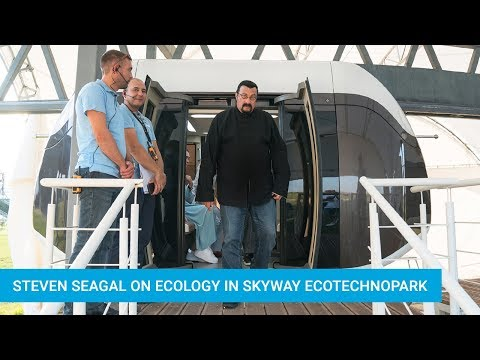 Steven Seagal on Ecology in SkyWay EcoTechnoPark