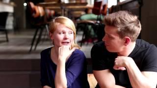 Saara Turunen ja Antti Holma | Väitöstilaisuus | Me Naiset