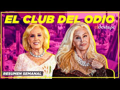 EL CLUB DEL ODIO   Resumen de la semana 2 en El Destape