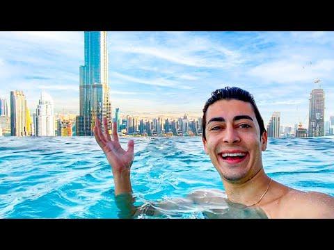 el MEJOR Hotel de Dubai (700.000.000$)