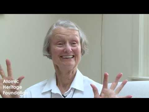 Vera Kistiakowsky's Interview