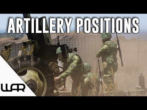 ⚡ ASSAULTING ARTILLERY POSITIONS - THE ODD SQUAD - ARMA 3 CO-OP GAMEPLAY - Episode 7