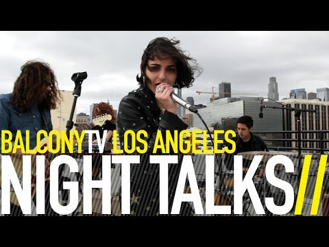NIGHT TALKS - JUNGLE (BalconyTV)