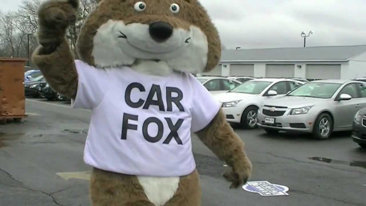 Ted Britt Chevrolet >> CARFAX - CAR FOX Runs the 40 Yard Dash at Ted Britt ...